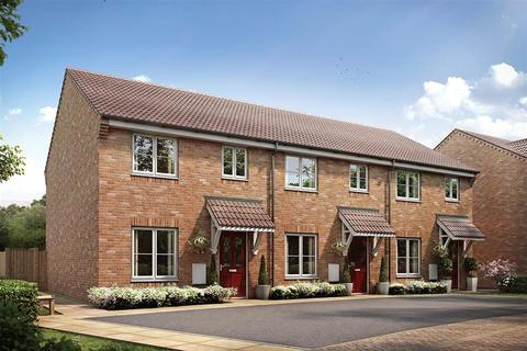 3 bedroom end of terrace house for sale - The Gosford - Plot 105 at St Crispin's Place, Upton Lodge, Land off Berrywood Drive NN5
