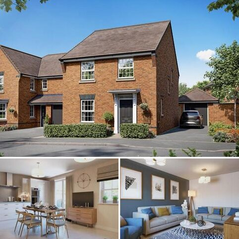 4 bedroom detached house for sale - Plot 150, Ingleby at Chalkers Rise - DWH, Pelham Rise, Peacehaven, PEACEHAVEN BN10
