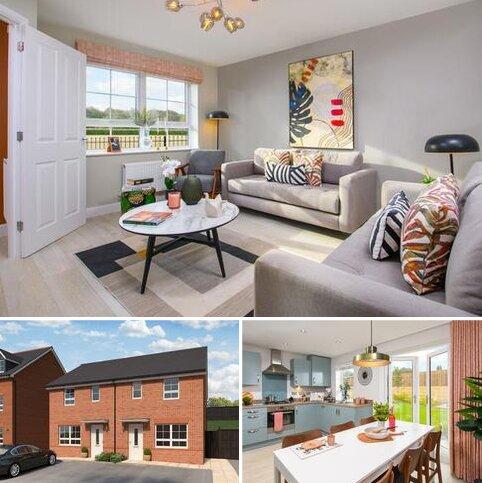 3 bedroom semi-detached house for sale - Plot 293, Ellerton at Fleet Green, Hessle, Jenny Brough Lane, Hessle, HESSLE HU13