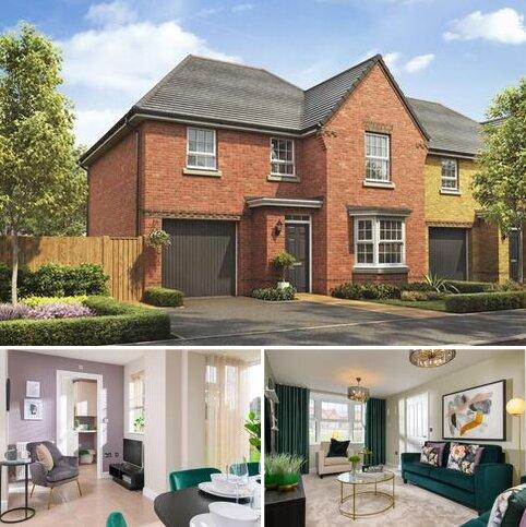 4 bedroom detached house for sale - Plot 144, Millford at Harland Park, Cottingham, Harland Way, Cottingham, COTTINGHAM HU16