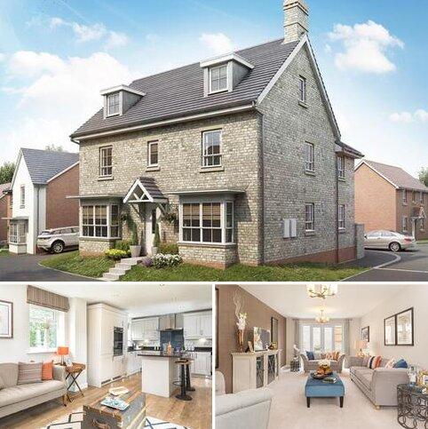 5 bedroom detached house for sale - Plot 142, Marlowe at Hanbury Locks, Bevans Lane, Cwmbran, CWMBRAN NP44