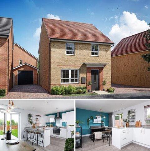 4 bedroom detached house for sale - Plot 358, Chester at Hampton Water, Aqua Drive, Hampton Water PE7