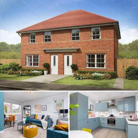 3 bedroom semi-detached house for sale - Plot 219, Maidstone at Poppy Fields, Cottingham, Harland Way, Cottingham, COTTINGHAM HU16