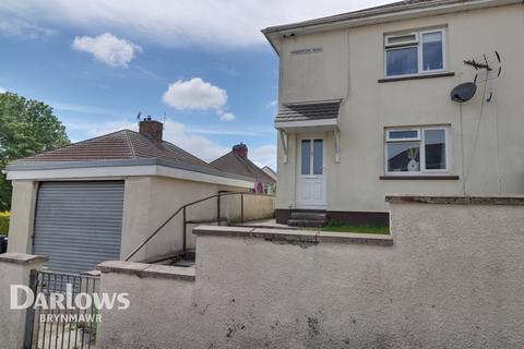 2 bedroom semi-detached house for sale - Henderson Road, Brynmawr