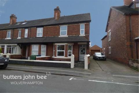 3 bedroom end of terrace house to rent - St Leonards Avenue, Stafford