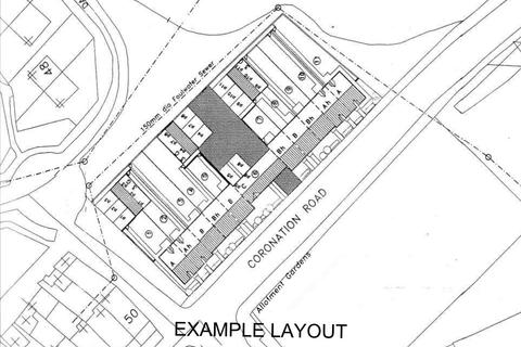 Land for sale - Coronation Road, Evanstown, Porth, Rct, CF39