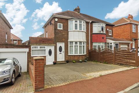 2 bedroom semi-detached house for sale - Turret Road, Newcastle, Newcastle upon Tyne, Tyne and Wear, NE15 7TE