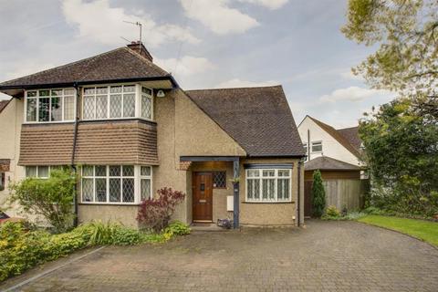 4 bedroom semi-detached house for sale - Woodside Road, Amersham, Buckinghamshire, HP6 6AL