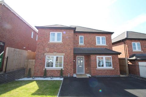 4 bedroom detached house for sale - Smalley Manor Drive, Smalley, Ilkeston, DE7