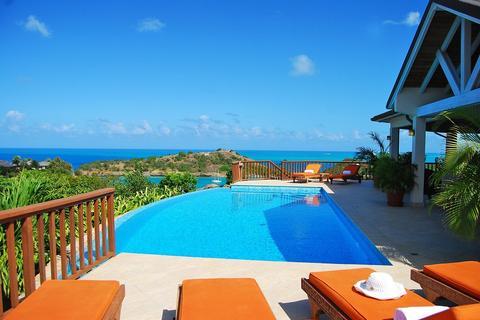 4 bedroom villa - Five Islands, , Antigua and Barbuda