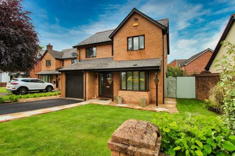 4 bedroom detached house for sale - The Shires, Gilwern, Abergavenny