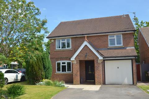 4 bedroom detached house for sale - Glenside Drive, Wilmslow