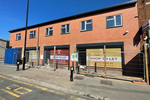 Retail property (high street) to rent - Stoney Stanton Road, Coventry