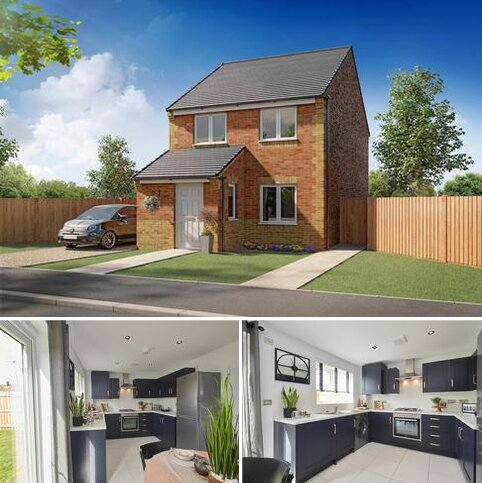 3 bedroom detached house for sale - Plot 008, Kilkenny at Erin Court, Erin Court, The Grove, Poolsbrook S43
