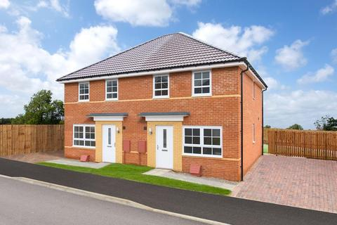 3 bedroom end of terrace house for sale - Plot 41, Maidstone at Blossom Park, Hebron Avenue, Pegswood, MORPETH NE61