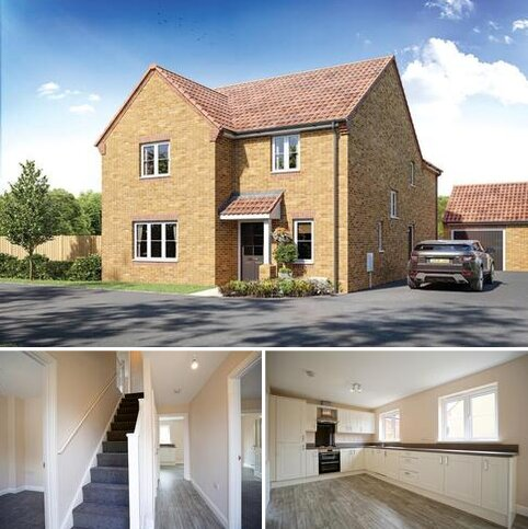 4 bedroom detached house for sale - Plot 34, The Epsom at Harriers Rest, Lawrence Road PE8