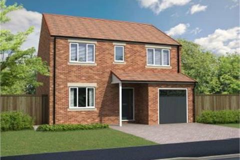 4 bedroom detached house for sale - The Hild, Plot 10, Hartley Gardens, Gilesgate, Durham City