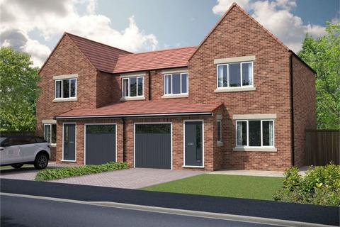 3 bedroom semi-detached house for sale - The Mason, Plot 37, Hartley Gardens, Gilesgate, Durham City
