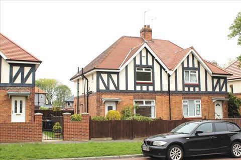 3 bedroom semi-detached house for sale - QUEEN ALEXANDER ROAD, GRANGETOWN, Sunderland South, SR2 9PE