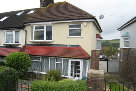 3 bedroom semi-detached house to rent - Medmerry Hill, Brighton BN2