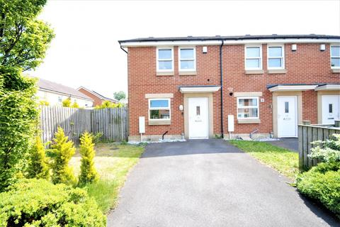 2 bedroom end of terrace house for sale - Doulton Drive, Sunderland