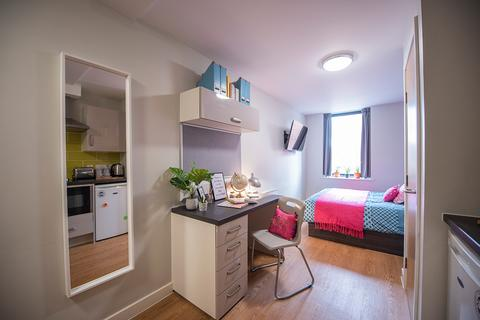 Studio to rent - Chronicle House - Premium Double Bed Plus, Commonhall Street, Chester CH1