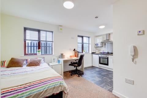 Studio to rent - All Saints House - Premium Double Bed, Portobello Lane, Sunderland SR6
