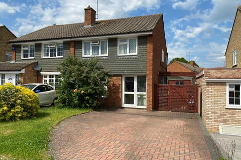 3 bedroom semi-detached house for sale - Malvern Close, Woodley, Reading, RG5 4HW