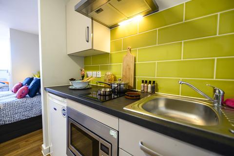 Studio to rent - Burgess House - Premium, St James Boulevard, Newcastle NE1