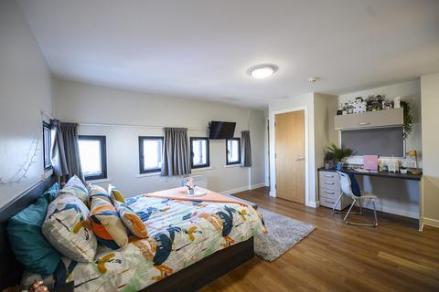 Studio to rent - Burgess House - Deluxe / Accessible Deluxe, St James Boulevard, Newcastle NE1