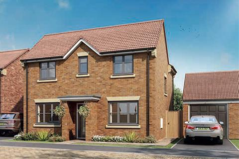 4 bedroom detached house for sale - Plot 36, The Woodford at Eleanor Gardens, The Headlands, Navenby, Lincolnshire LN5