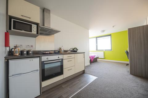 Studio to rent - Rede House - Deluxe Studio / Accessible Deluxe, 66-67 Corporation Road, Middlesbrough TS1