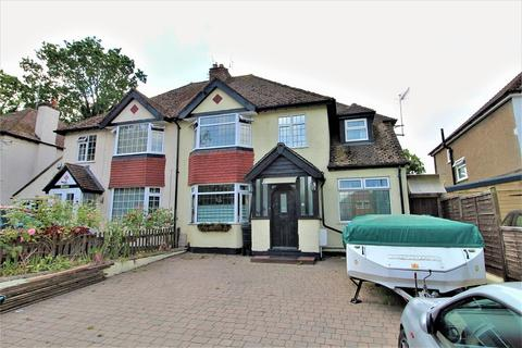 4 bedroom semi-detached house to rent - Barnfield Road, Crawley, West Sussex. RH10 8DP