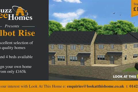 3 bedroom townhouse for sale - Talbot Rise, Keighley Road, Halifax