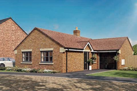 3 bedroom detached bungalow for sale - Plot 12, The Sheringham at Eleanor Gardens, The Headlands, Navenby, Lincolnshire LN5
