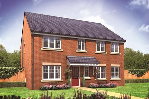 5 bedroom detached house for sale - Plot 15, The Holborn at Trevelyan Grange, Pottery Bank NE61