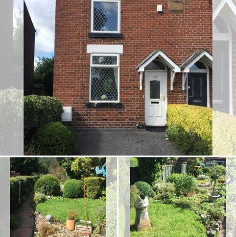 2 bedroom semi-detached house to rent - Park Lane, Poynton