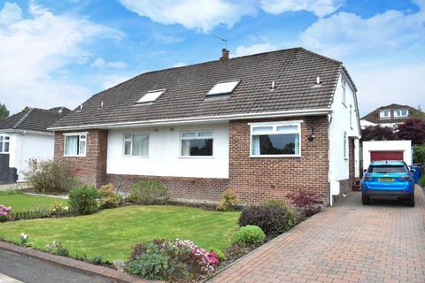 4 bedroom semi-detached house for sale - Campsie Drive, Bearsden, East Dunbartonshire, G61 3HZ