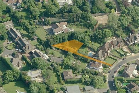 Plot for sale - Plot At Hill Drive, Hove, East Sussex, BN3