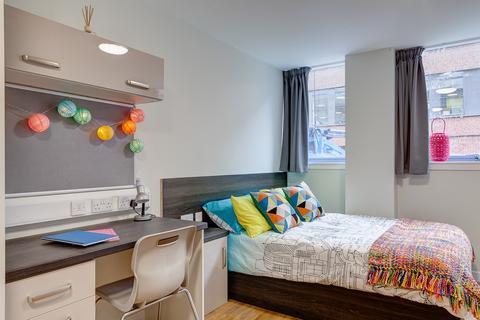 Studio to rent - Robert Owen House - Premium Studio, 87 Bath Street, Glasgow G2