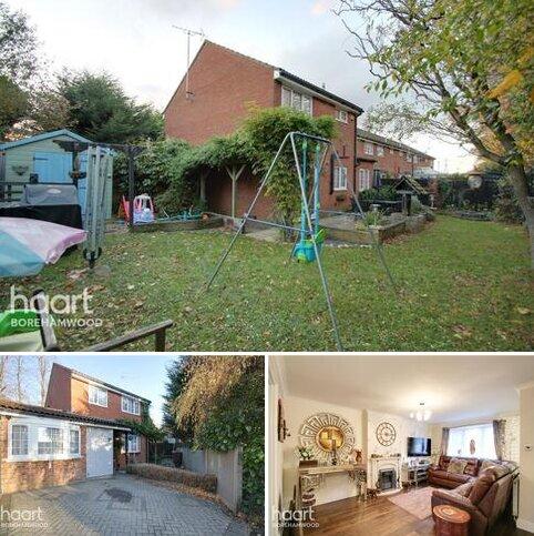 4 bedroom link detached house for sale - Campions Close, Borehamwood
