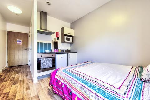 Studio to rent - Central House - Studio Plus Double Bed, Jamaica Street, Glasgow G1
