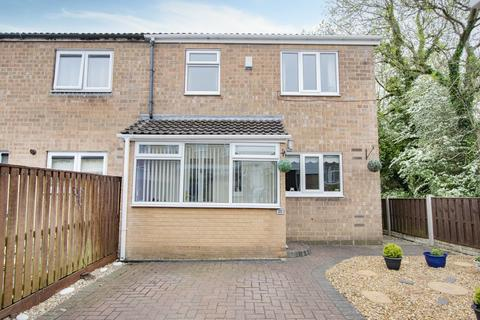 3 bedroom end of terrace house for sale - 23 Totley Brook Close, Dore, S17 3PZ