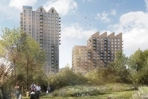 1 bedroom flat for sale - Lock 17, Rise Building, Hale Wharf, Tottenham, N17 9NF