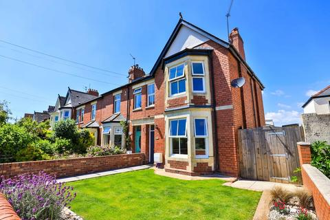 4 bedroom end of terrace house for sale - 159 Stanwell Road, Penarth, Vale of Glamorgan, CF64 3LN