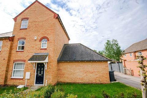 4 bedroom townhouse for sale - Sorrel Road, Witham St. Hughs
