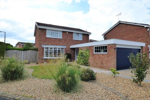 4 bedroom detached house for sale - Bromstead Crescent, Stafford