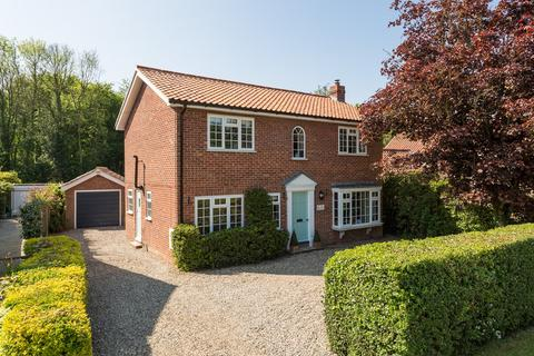 5 bedroom detached house for sale - Main Street, Sutton-on-the-Forest, York, YO61