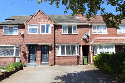 3 bedroom terraced house for sale - Chantrey Crescent,Great Barr, Birmingham, B43 7PE