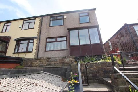 3 bedroom semi-detached house for sale - Tonacliffe Road, Whitworth OL12 8SJ